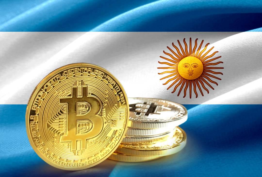 Argentina Bitcoin inflazione