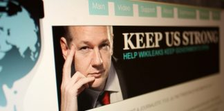 wikileaks defense fund bitcoin assange