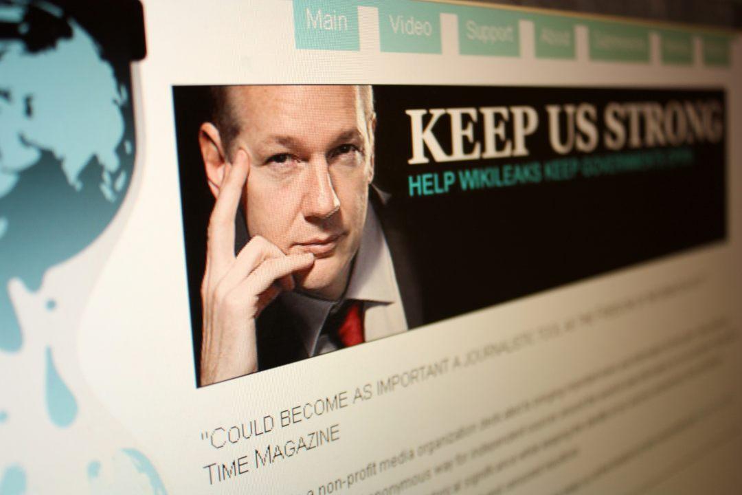 Wikileaks Defense Fund: bitcoin per donazioni ad Assange