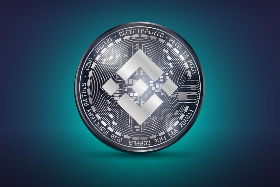 Transazione da record per Binance Coin