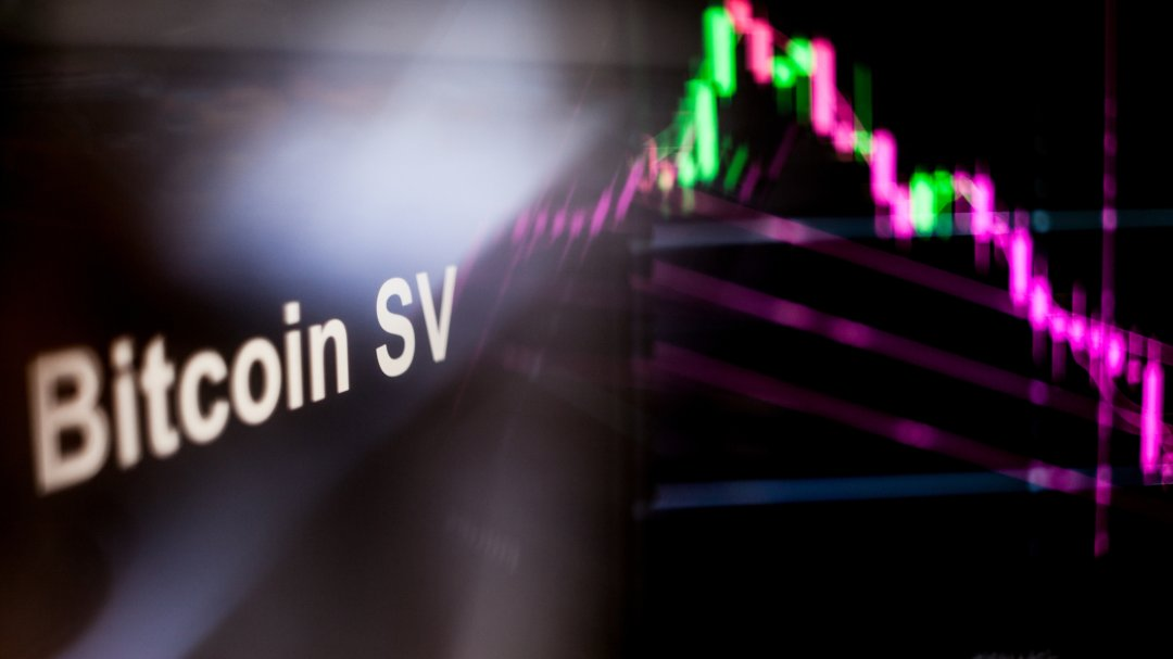 Bitcoin SV today price news