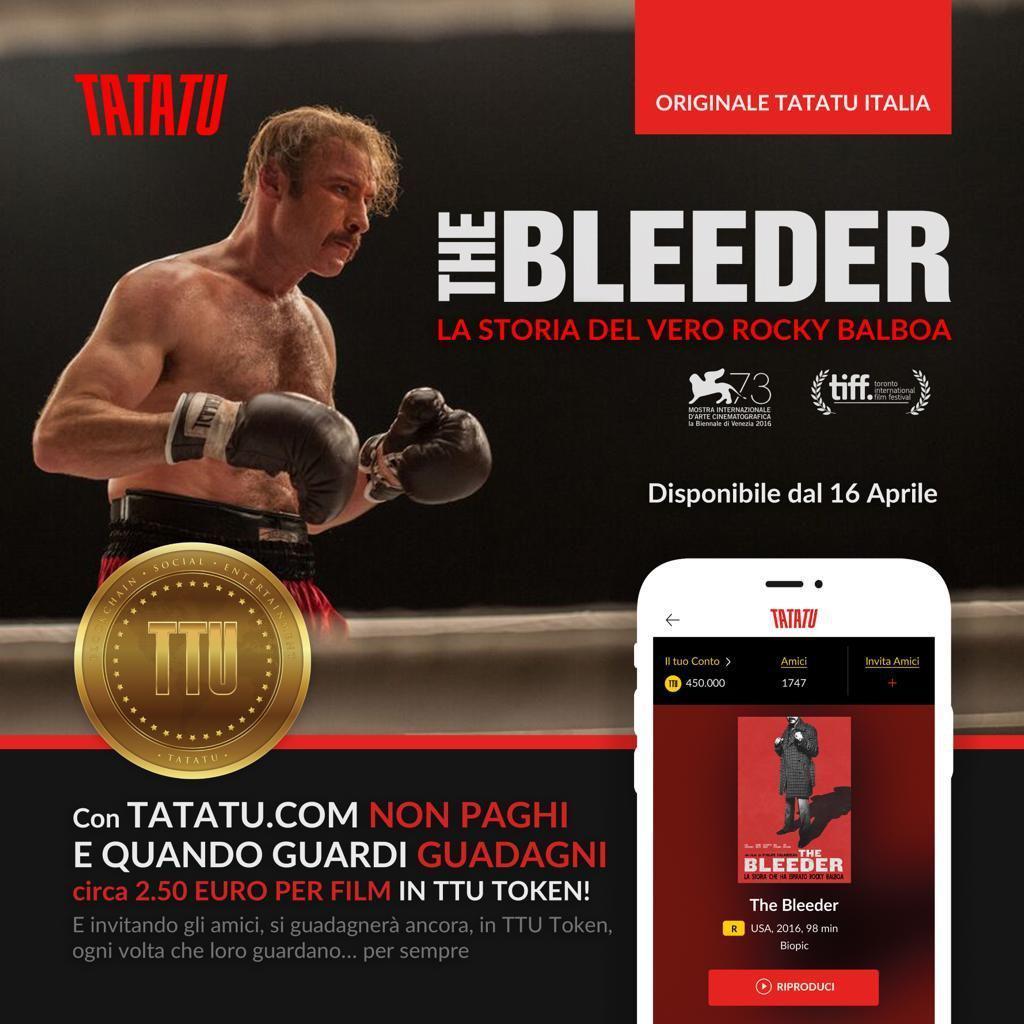 tatatu film the bleeder