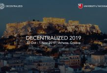 decentralized 2019 athens