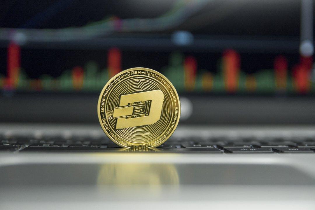 Dash News: il prezzo della crypto sale del 25%