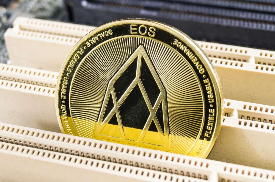 EOS Blockchain REX test