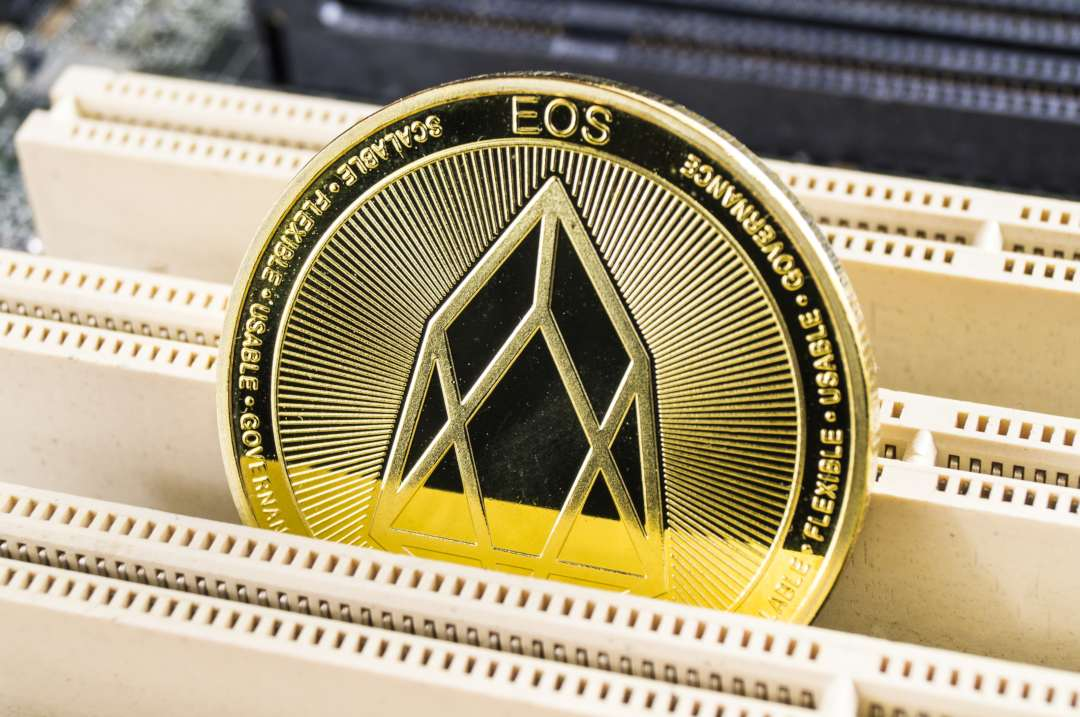 EOS Blockchain test REX