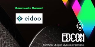 Eidoo Provable EDCON event