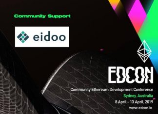 Eidoo Provable evento EDCON