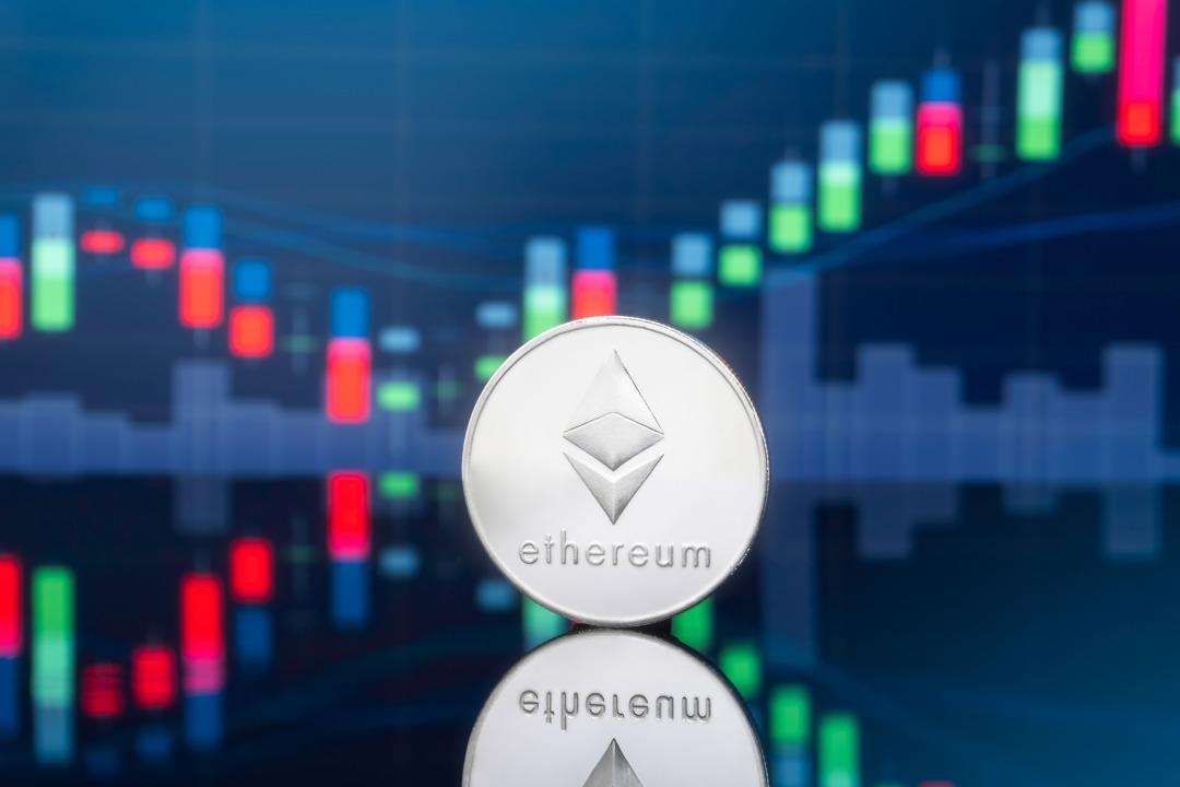 Ethereum: il prezzo beneficia poco delle news di oggi