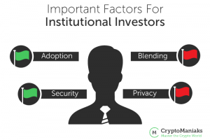 types coins institutional investors
