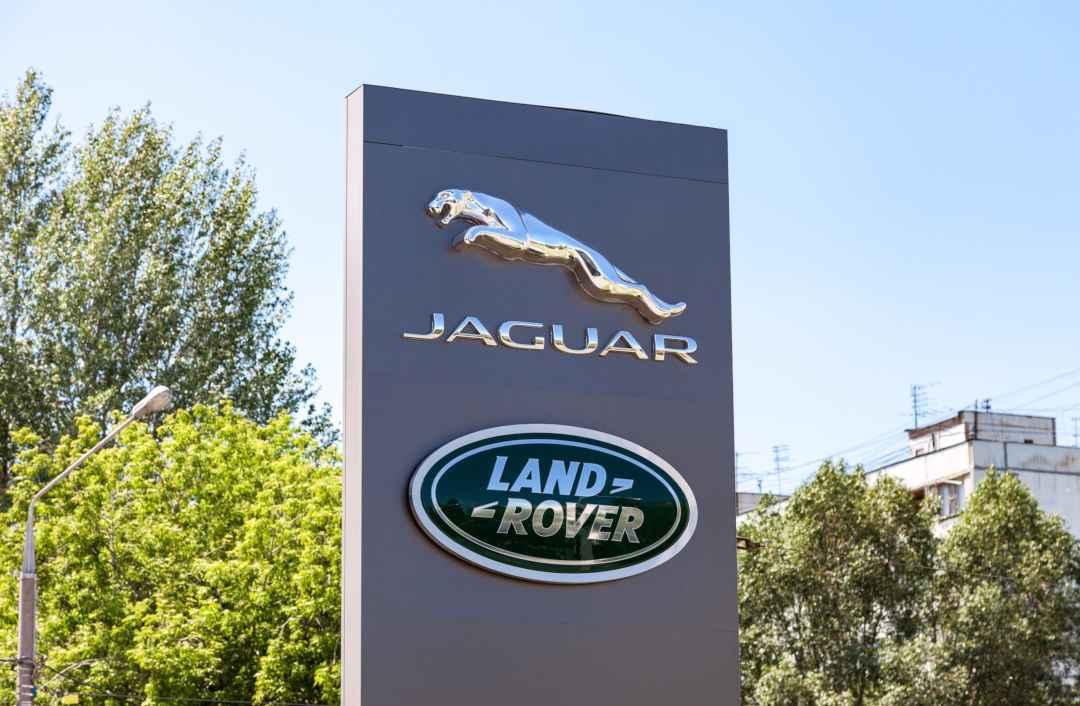 Jaguar Land Rover sta testando IOTA
