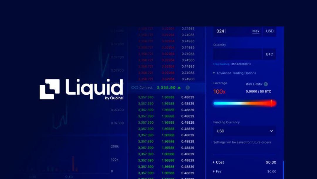 La piattaforma di crypto trading Liquid sbarca negli USA