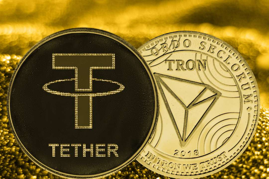 tether on tron blockchain