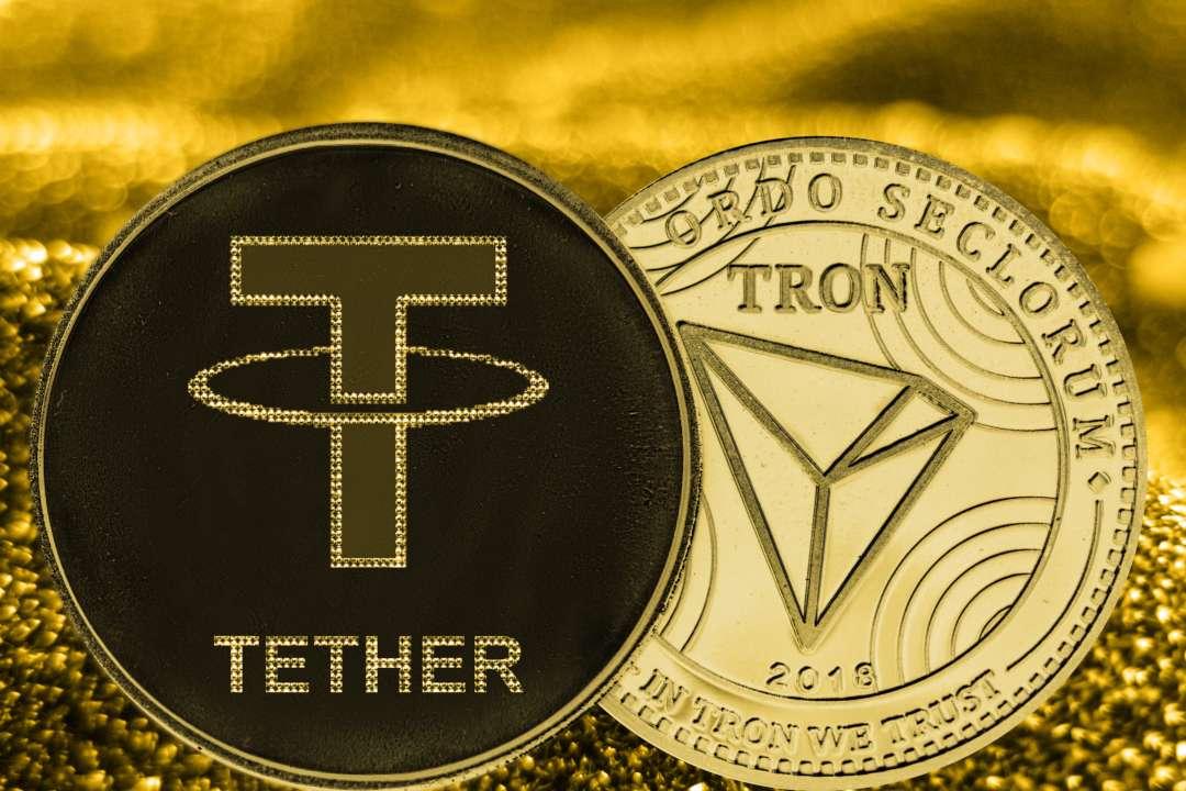 tether on tron blockchain