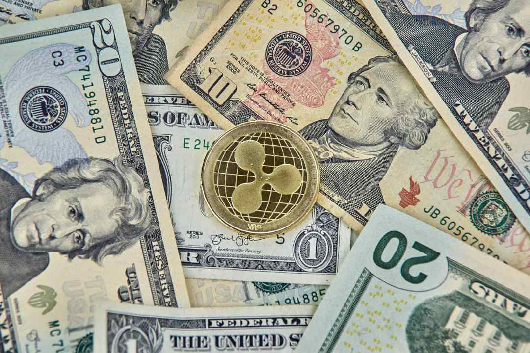 Su Bitfinex una transazione Ripple di 150 milioni