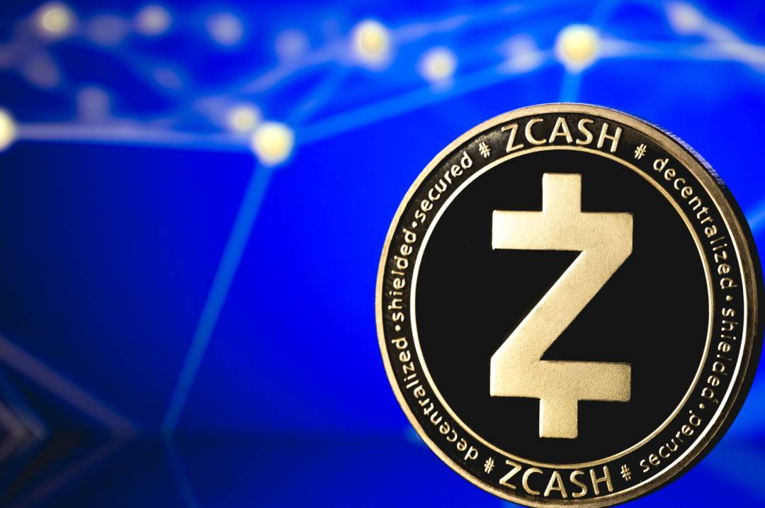 record hashrate Zcash