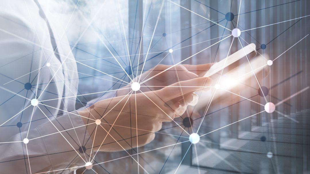 blockchain telecom sector