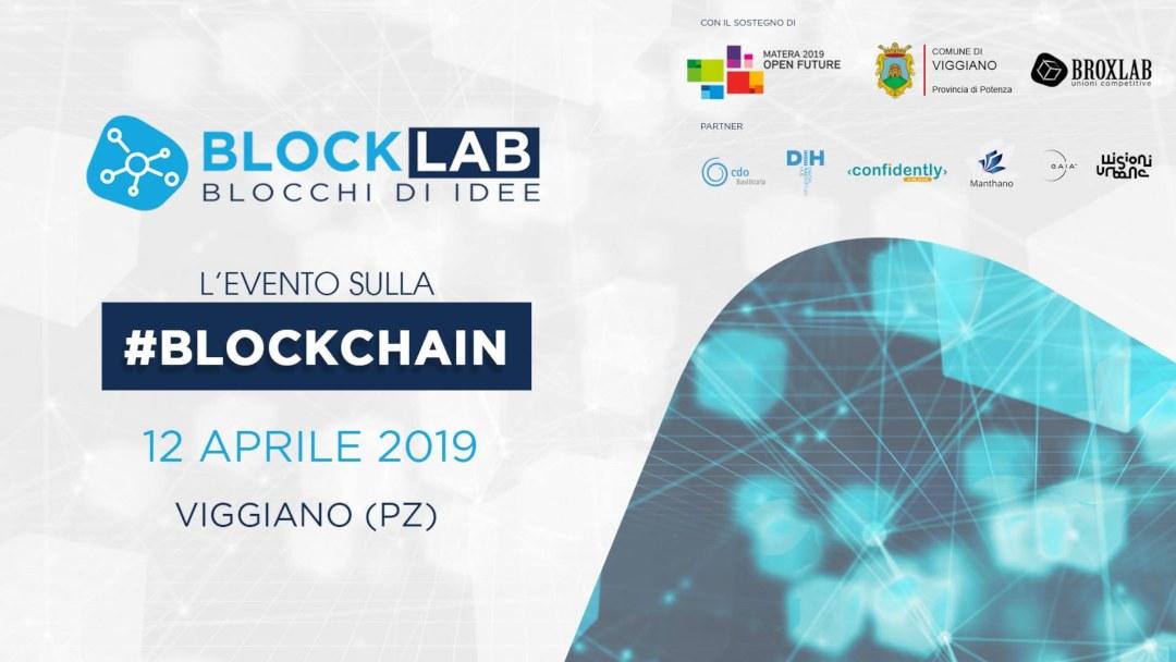 Block Lab: a Matera si progetta il futuro con Blockchain
