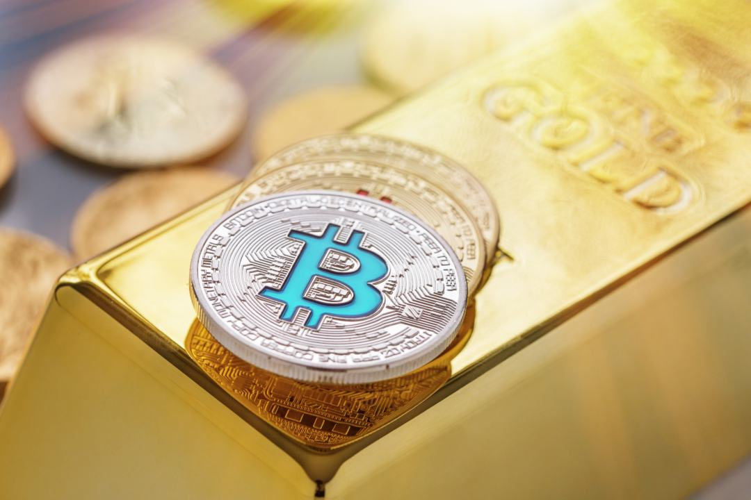 Forbes bitcoin is the new gold.