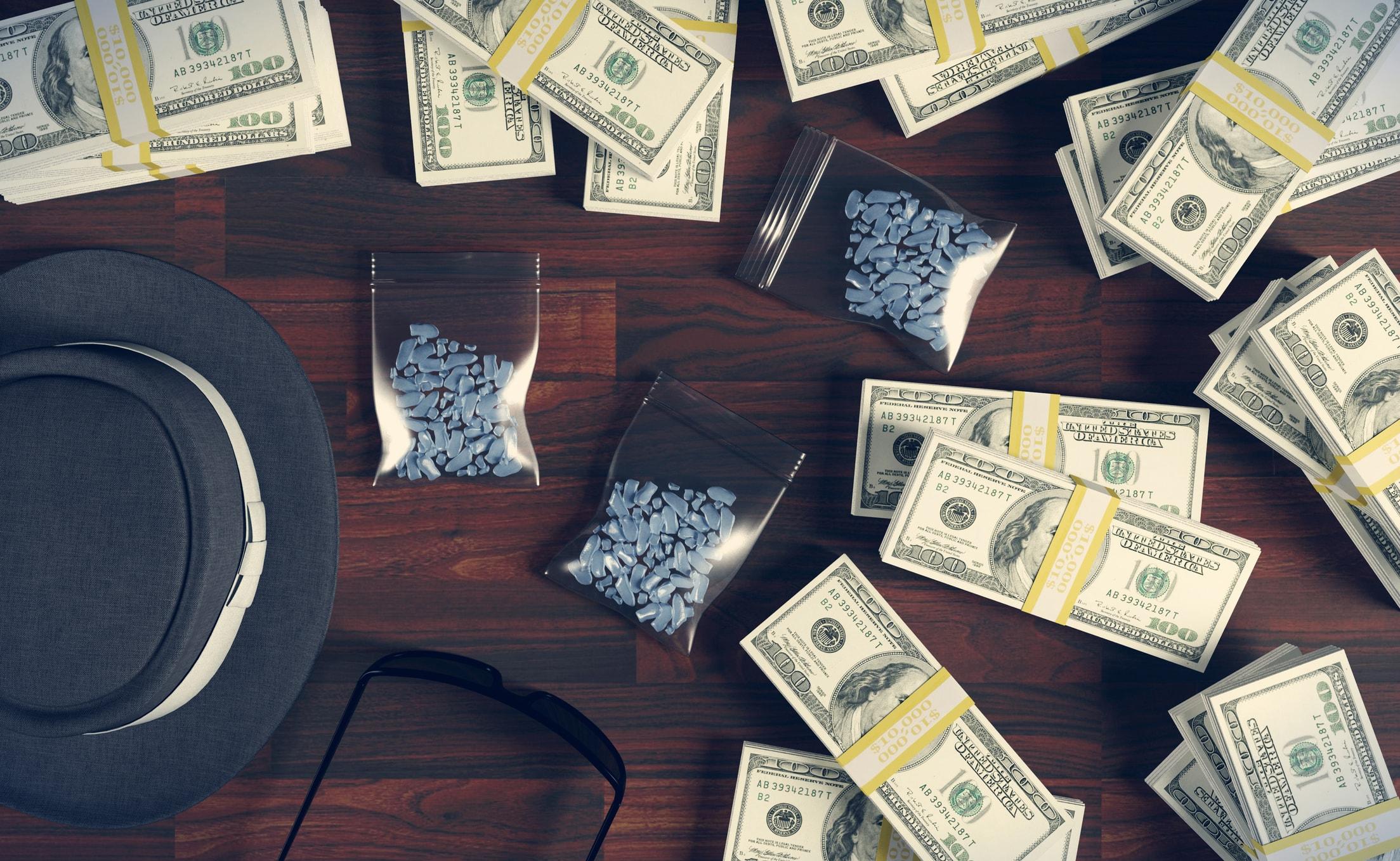 bitcoin drug trafficking