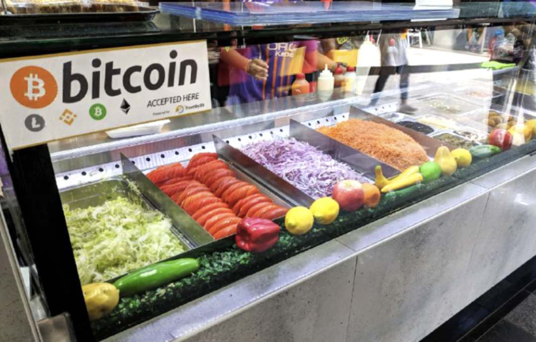 Origin Kebabs: la catena accetta pagamenti crypto