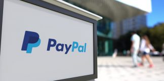 PayPal investimento blockchain