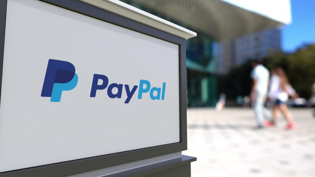 PayPal: investimento in un progetto blockchain