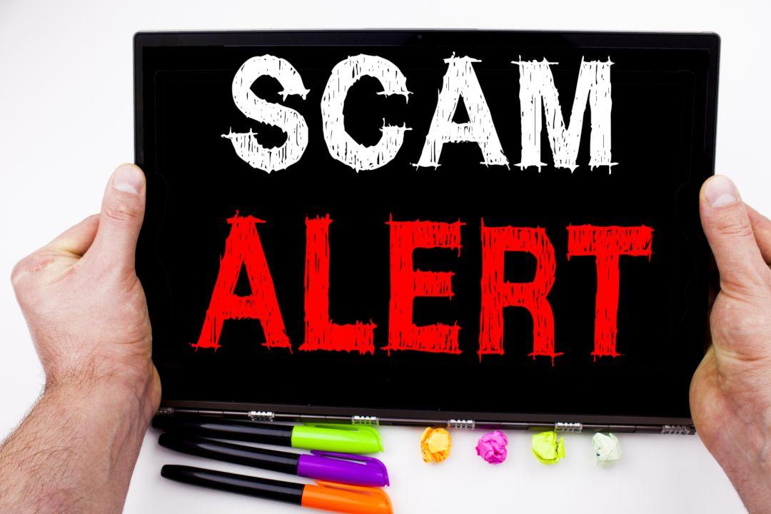 MonerEos: un nuovo esempio di sito scam