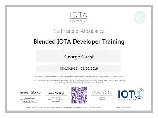 IOTA lancia IOTA Academy