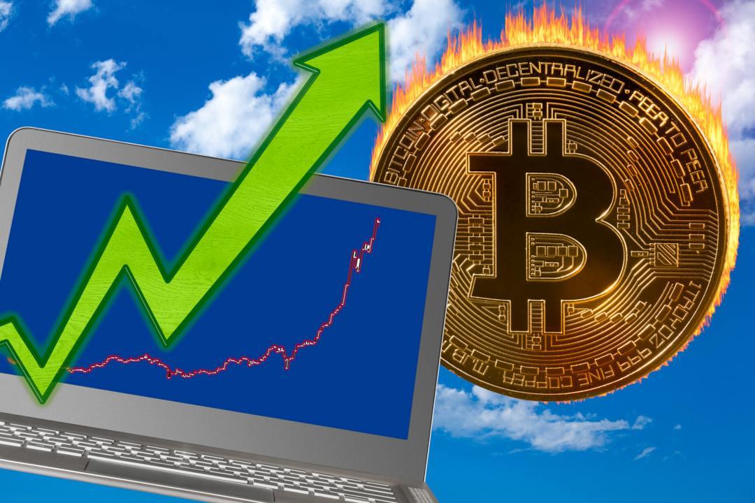Bitcoin, il prezzo in aumento influenzato da Lightning Network