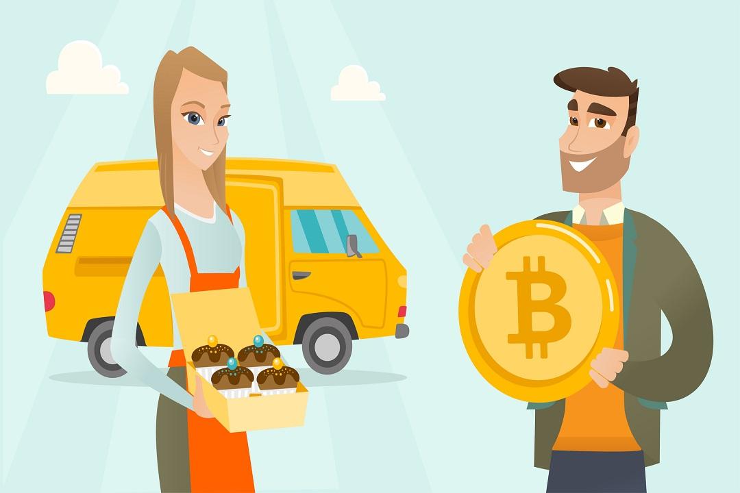 Bitcoin mercato retail Spedn