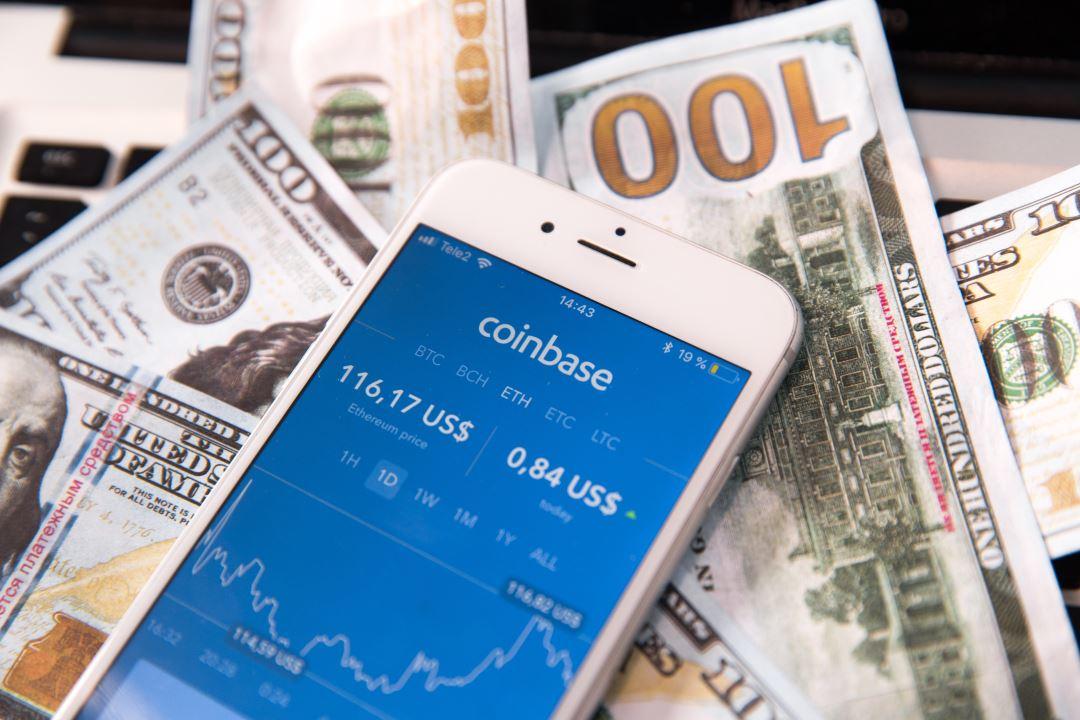 Coinbase Custody sta gestendo un miliardo di dollari in criptovalute