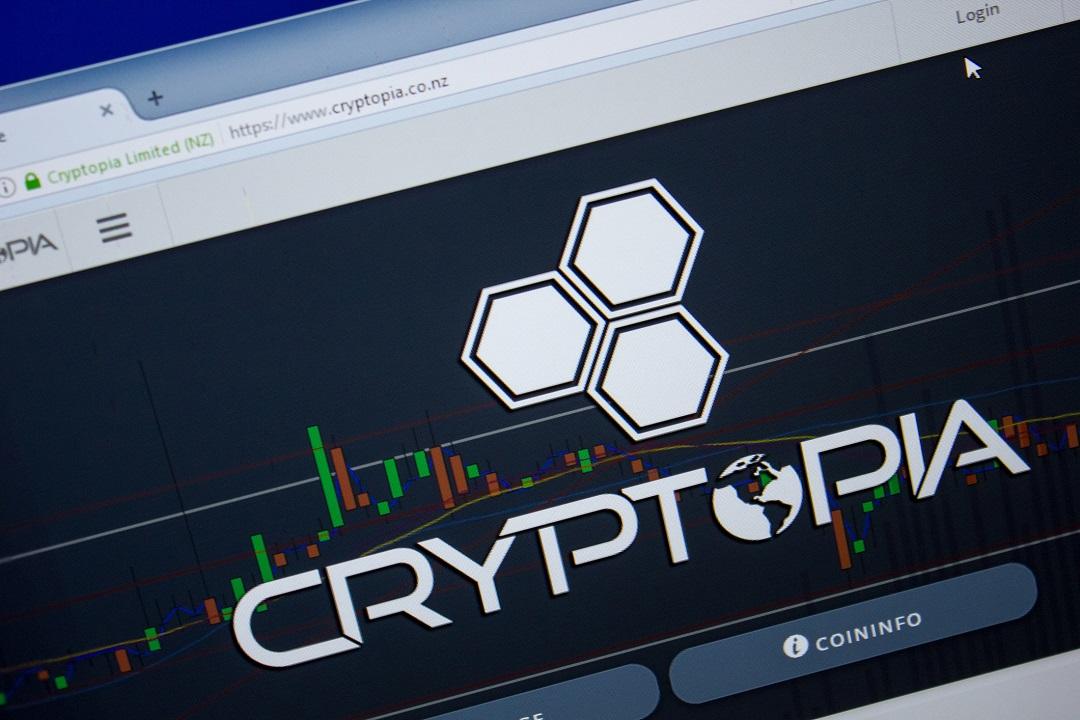 Cryptopia offline possibile attacco hacker