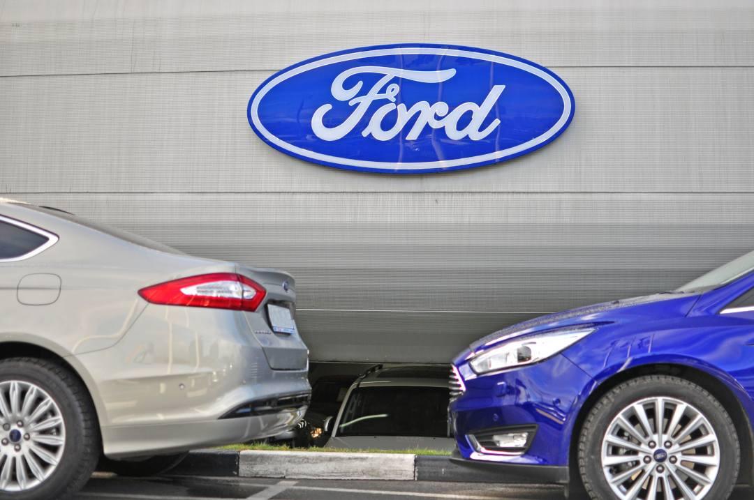 Daniel Trauth: Ford visita i laboratori IOTA