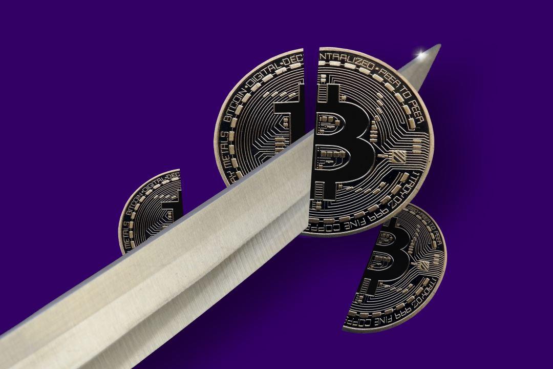 halving bitcoin BTC