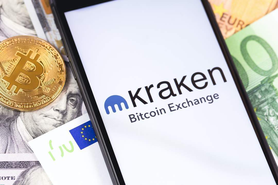Kraken sale shares