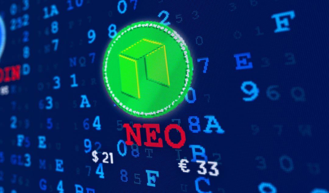 Transazione record per la crypto NEO