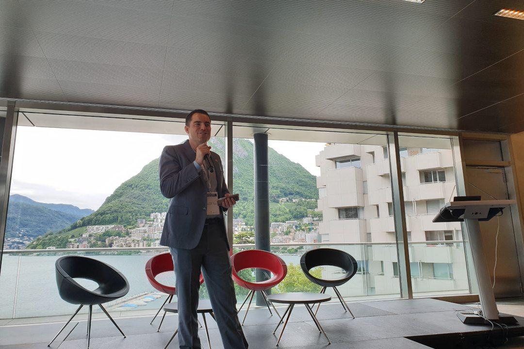 """Roger Ver in Svizzera: """"le crypto cambieranno il mondo"""""""