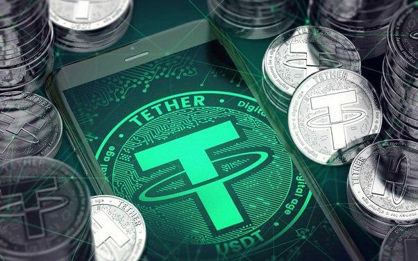 tether bitfinex USDT bitcoin