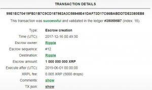 200 million xrp otc wallet