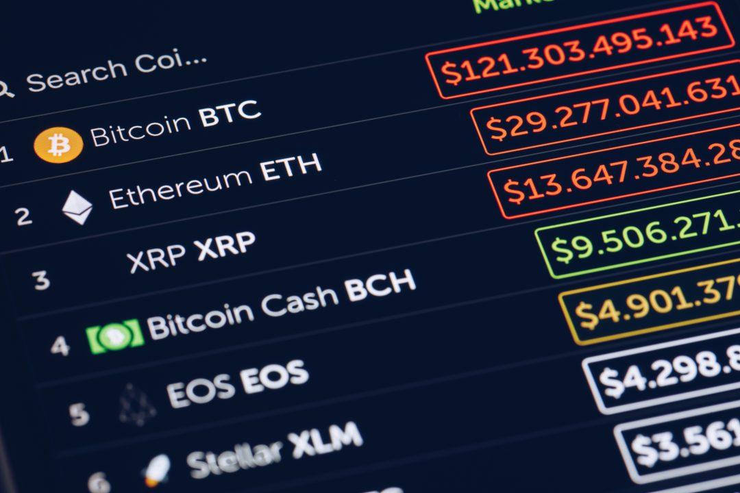 Analisi mercato crypto, oggi spicca EOS a +12%