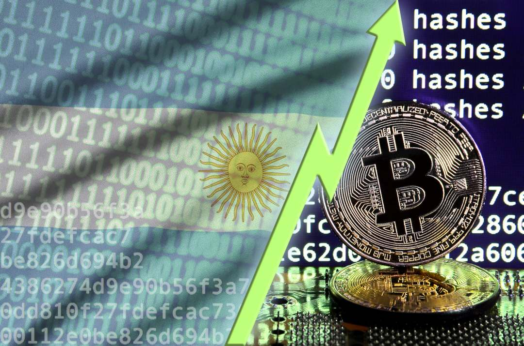 argentina bitcoin value peso