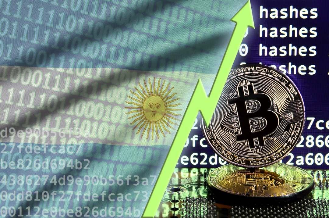 Argentina bitcoin valore