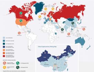 paesi in cui bitcoin (BTC) è legale
