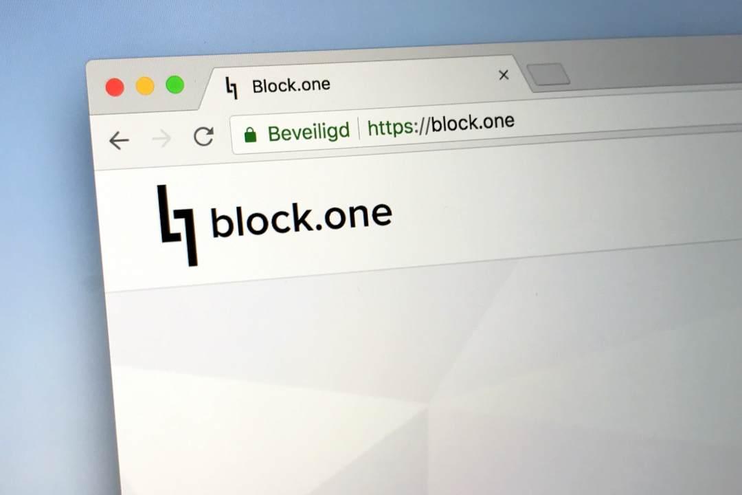 Block.one: rilasciato il codice per l'app iOS del wallet