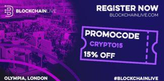 blockchain live olympia london
