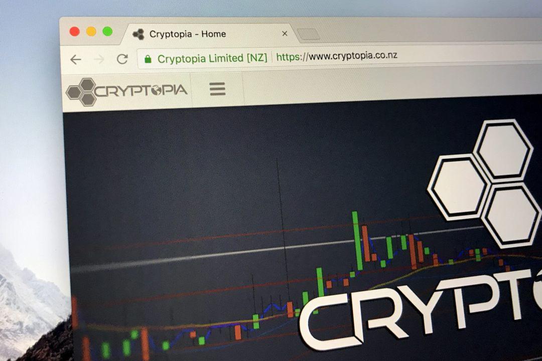 cryptopia stolen ethereum