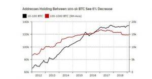 bitcoin (BTC) hodler in aumento, grafico Diar e previsione Andy Cheung