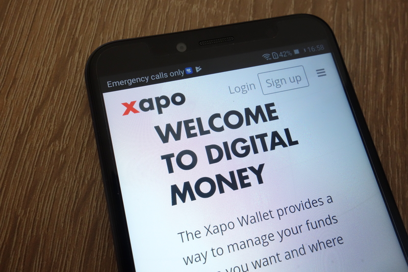 xapo exchange coinbase