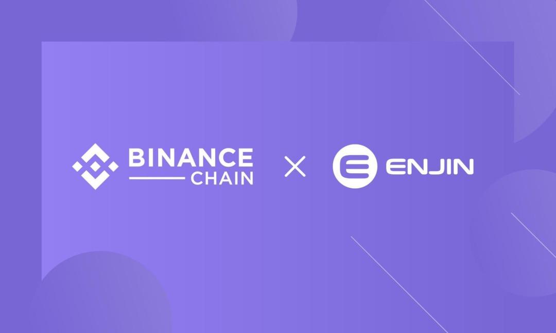 Enjin wallet aggiunge il supporto a Binance Chain